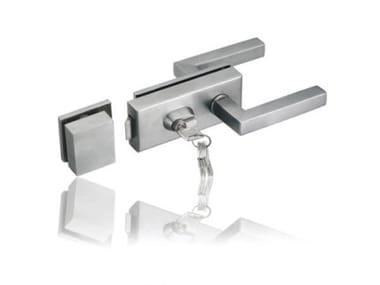 Glass door lock Lock