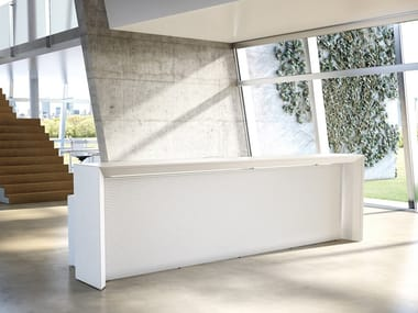 Office reception desk MÈTA | Office reception desk