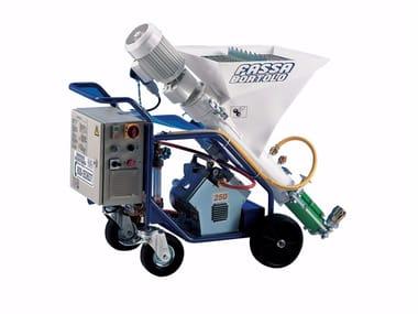 Plastering machine M-TEC MONO-MIX