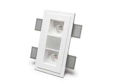 LED recessed Cristaly® spotlight M004A | Recessed spotlight