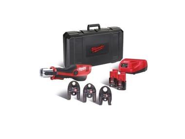 Pressatrice idraulica M12 HPT-202C TH-SET