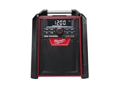 Radio da cantiere M18 RC-0