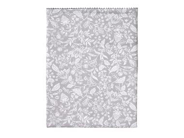 Lenzuola stampato in cotone con motivi floreali MA MUSE | Lenzuola
