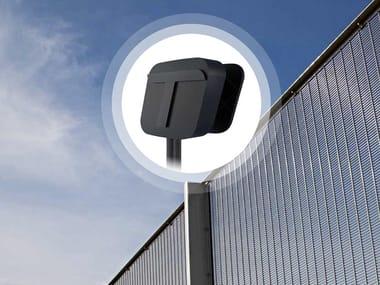 Recinzione allarmata in metallo MACS Fences