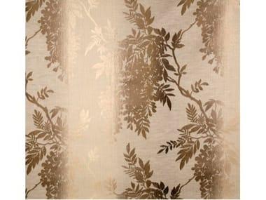 Tessuto da tappezzeria ad alta resistenza con motivi floreali MADAME