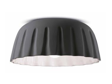 Lampada da soffitto in ceramica MADAME GRÈS C2572