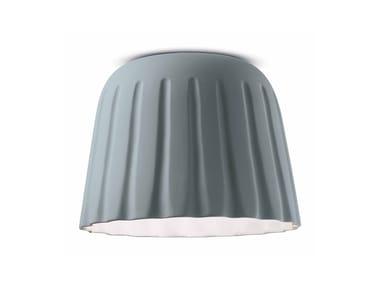 Lampada da soffitto in ceramica MADAME GRÈS C2573