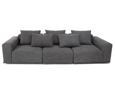 Sectional fabric sofa MADONNA SOFA