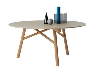 Round cement table MAESTRO | Round table
