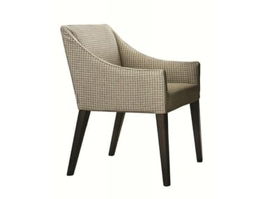 Fabric chair with removable cover MAGENTA | Chair
