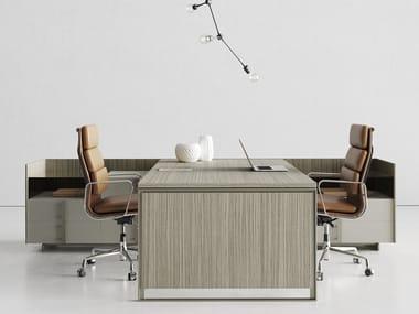 Multiple laminate office workstation MAGENTA | Multiple office workstation