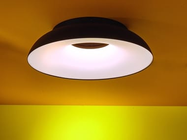 LED aluminium ceiling lamp MAGGIOLONE | Ceiling lamp
