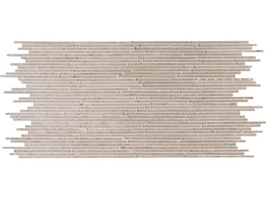 Mosaico in ceramica MAGNIFICA | Mosaico Stick Lim. Taupe