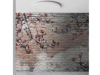 Revestimento de parede / Papel de parede MAGNOLIA