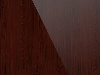 Adhesive PVC furniture foil with wood effect MAHOGANY LACQUERED