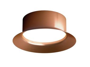 Lampada da soffitto a LED in metallo MAINE | Lampada da parete/soffitto