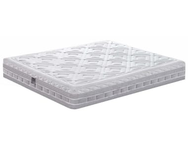 Anti-mite breathable memory foam mattress MAJOR WELLNESS