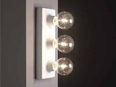 Lampada da parete in ceramica per bagno MAKE-UP | Lampada da parete