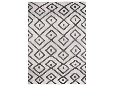 Handmade fabric rug MALABAR