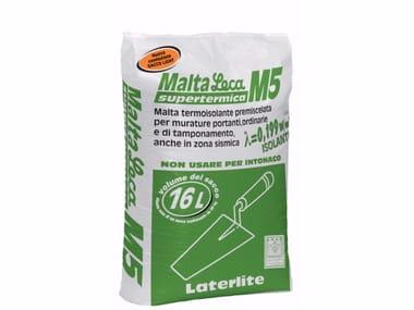 Malta termoisolante MALTA LECA M5