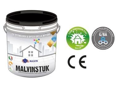 Decorative plaster MALVINSTUK