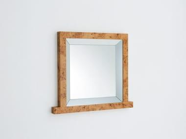 Espelho moldurado de parede MANDALA