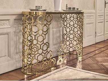 Oval console table MANFRED | Console table