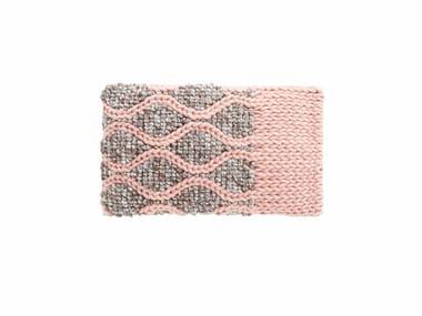 Rectangular wool cushion MANGAS SPACES | Cushion