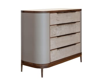 Wooden chest of drawers MANHATTAN   Chest of drawers
