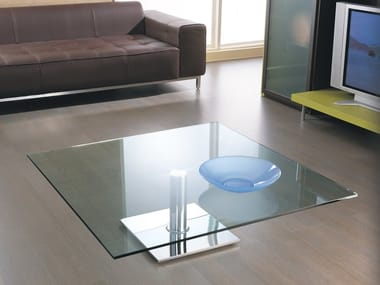 Glass Coffee Table For Living Room MANHATTEN IDEAS Group