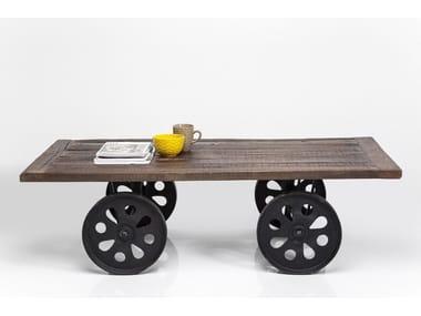 Tavolini Da Salotto In Legno Rustico.Tavolini Stile Rustico Archiproducts