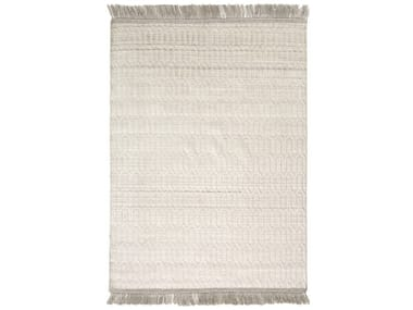 Handmade rectangular rug MANTRA
