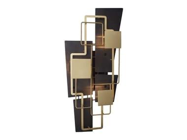 Lampade da parete in ottone archiproducts