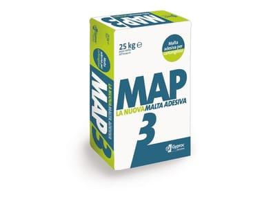 Malta adesiva MAP 3