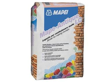 Legante idraulico resistente ai sali MAPE-ANTIQUE LC