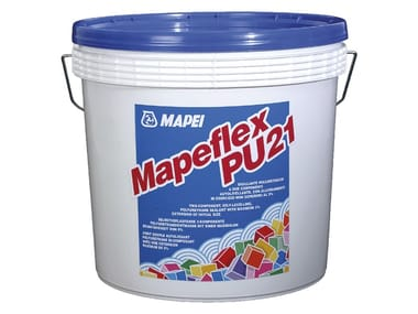Sigillante bicomponente epossi-poliuretanico MAPEFLEX PU21