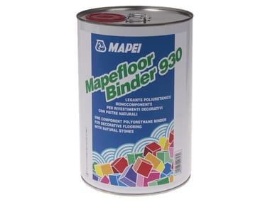 Legante poliuretanico alifatico MAPEFLOOR BINDER 930
