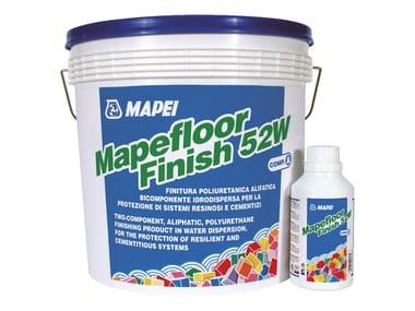 Finitura antipolvere ed antiolio per calcestruzzo MAPEFLOOR FINISH 52 W