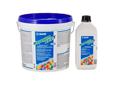 Resina epossi-poliuretanica bicomponente MAPEGUM EPX / MAPEGUM EPX-T