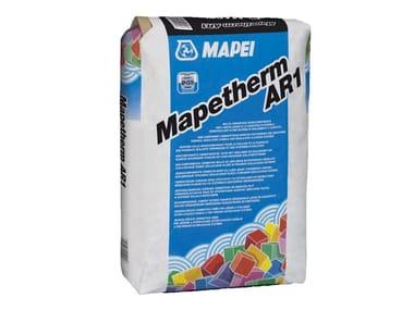 Rasante per intonaco MAPETHERM AR1