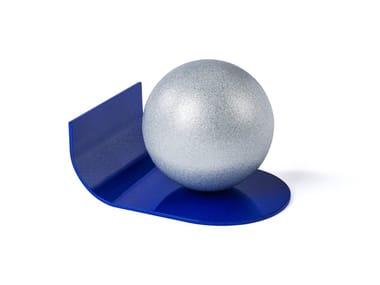 Aluminium decorative object MAPPALUNA