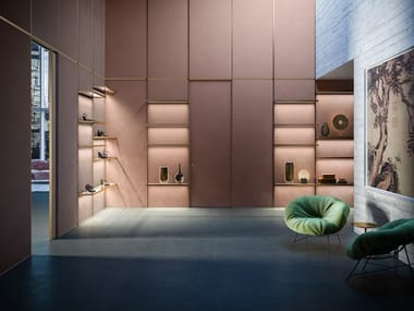 Linvisibile | Porte per interni a filo muro | Archiproducts