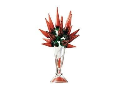 Blown glass vase MARIA PIA