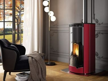Pellet stove Class A+ MARIANNE