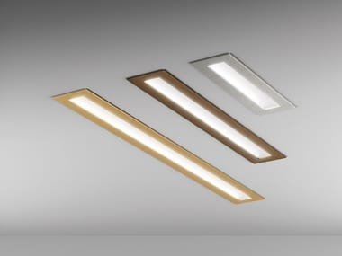 Recessed plate ceiling lamp MARK