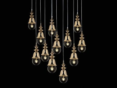LED direct light pendant lamp MARLENE | Pendant lamp