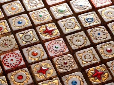 Lava stone mosaic MARMOFUSIONI | Lava stone mosaic