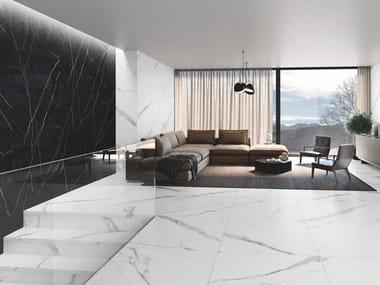 Wall/floor tiles with marble effect MARMOSMART