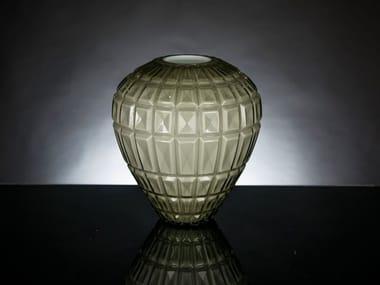 Vaso in vetro di Murano MAROSTICA