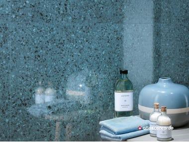 Rivestimento in ceramica a pasta bianca effetto marmo MARVEL GEMS WALL | Rivestimento in ceramica a pasta bianca